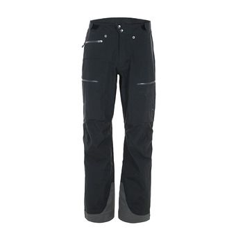 Norrona LYNGEN PRO GTX - Pantalon ski Homme caviar