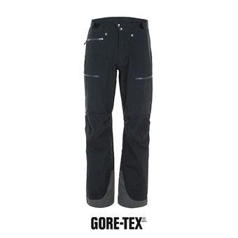 Norrona LYNGEN PRO GTX - Pantalón de esquí hombre caviar