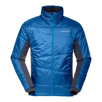 Polartec® Jacket - Men's - FALKETIND PRIMALOFT60 denimite
