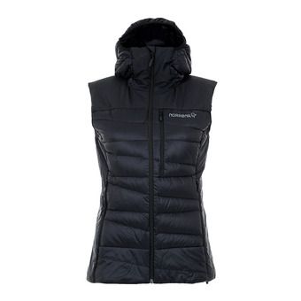 Sleeveless Jacket - Women's - FALKETIND DOWN caviar