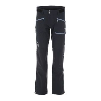 Pants - Women's - FALKETIND WINDSTOPPER HYBDRID caviar
