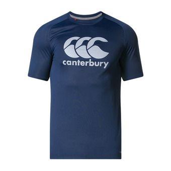 Canterbury CORE VAPODRI POLY - Camiseta hombre navy
