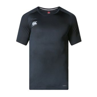 Maillot MC homme CORE VAPODRU SUPERLIGHT POLY SMALL LOGO black