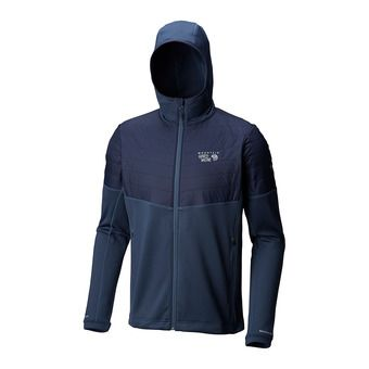 Sweat zippé à capuche homme 32 DEGREE™ zinc