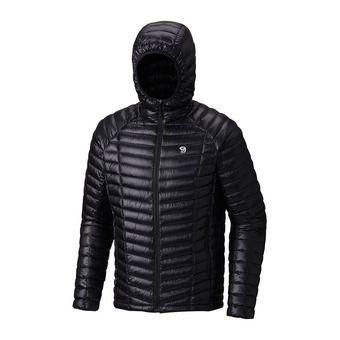 Mountain Hardwear GHOST WHISPERER - Doudoune Homme black
