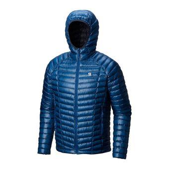 Mountain Hardwear GHOST WHISPERER - Doudoune Homme nightfall blue