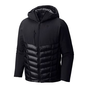 Mountain Hardwear SUPERCHARGER - Anorak hombre black