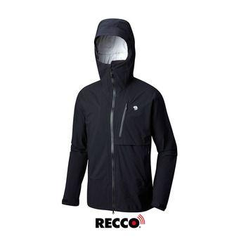 Mountain Hardwear SUPERFORMA - Chaqueta hombre black