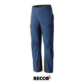 Mountain Hardwear SUPERFORMA - Pantalón hombre zinc