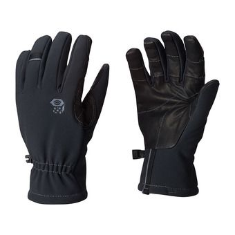Mountain Hardwear TORSION - Gloves - Women's - black