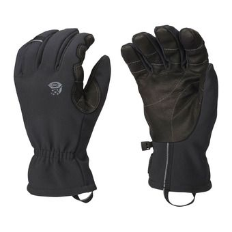 Mountain Hardwear TORSION - Guantes hombre black
