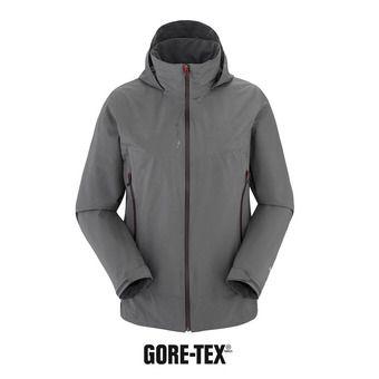 Chaqueta hombre WAY GTX ZIP-IN carbone grey
