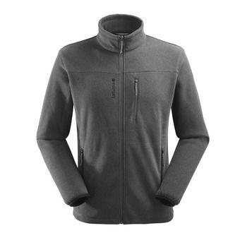 Polaire zippée homme TECHFLEECE F-ZIP carbone grey