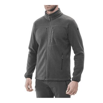 Lafuma TECHFLEECE F-ZIP - Polaire Homme carbone grey