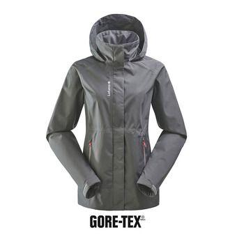 WAY GTX ZIP-IN JKT Femme CARBONE GREY