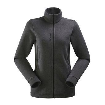 Polaire zippée femme CLOUDY F-ZIP black