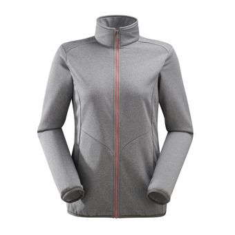 Polaire zippée femme ACCESS F-ZIP heather grey