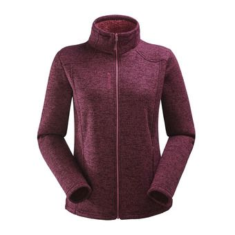 Polar mujer CALI F-ZIP ruby red