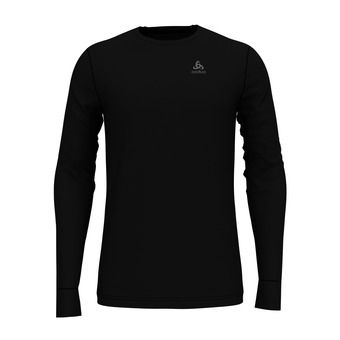 Odlo NATURAL MERINO WARM - Base Layer - Men's - black/black