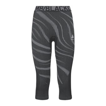 Corsaire femme PERFORMANCE BLACKCOMB black/concrete grey