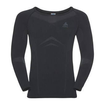 Camiseta térmica hombre PERFORMANCE LIGHT black/graphite grey