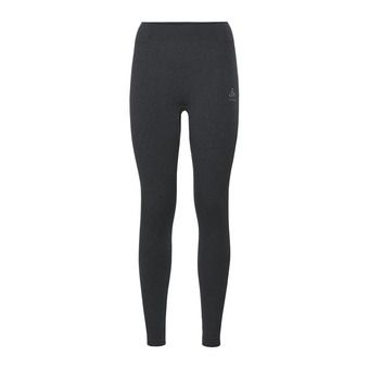 Mallas mujer PERFORMANCE WARM black/concrete grey