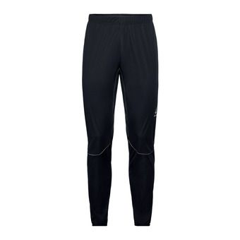 Odlo ZEROWEIGHT WINDPROOF WARM - Pantalon Homme black