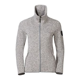 Odlo LUCMA X - Polar mujer heather grey