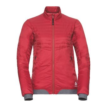 Odlo COCOON - Anorak mujer baked apple