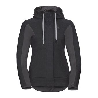 Odlo SKADI X-WARM - Sweat Femme black melange