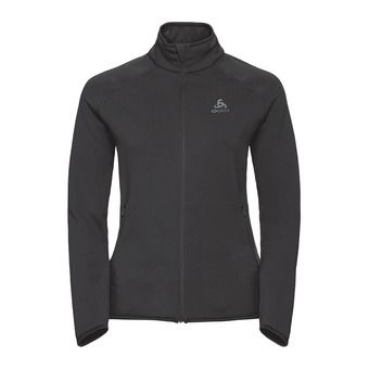 Sweat zippé femme CARVE WARM black