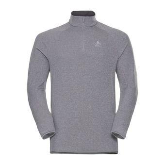Odlo CARVE WARM - Sweatshirt - Men's - grey marl