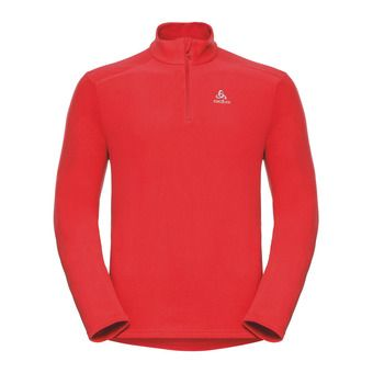 Odlo BERNINA - Sweat Homme fiery red