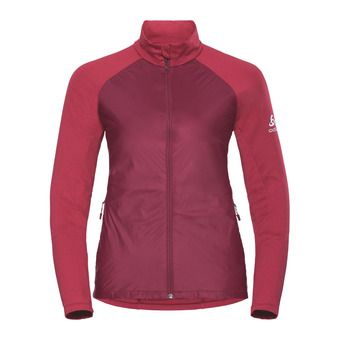 Veste femme VELOCITY ELEMENT LIGHT rumba red/hibiscus