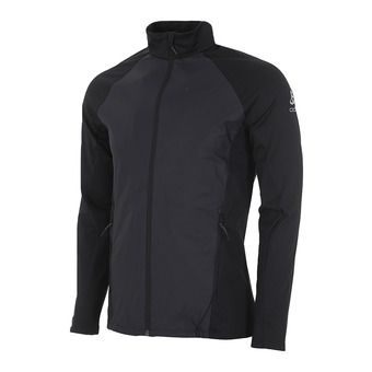 Odlo VELOCITY ELEMENT LIGHT - Veste Homme black/graphite grey