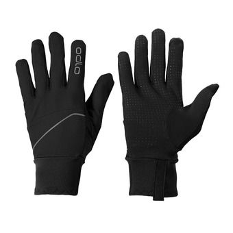 Odlo INTENSITY SAFETY LIGHT - Guantes black