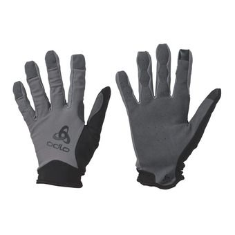 Odlo ACTIVE OFFROAD FF LIGHT - Gants steel grey