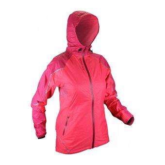 Veste à capuche femme TOP EXTREME MP+ raspberry