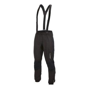 Pantalon à bretelles homme TEMPEST RAIN noir