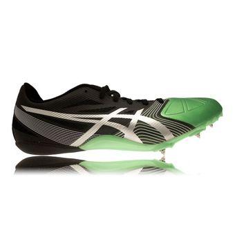 Chaussures athlétisme homme HYPERSPRINT 6 onyx/silver/flash green