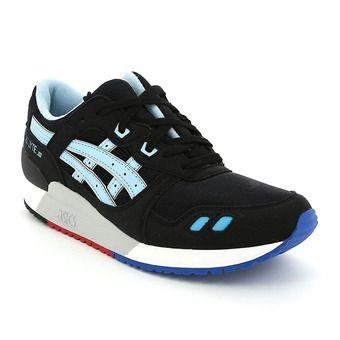 Chaussures lifestyle junior GEL-LYTE III GS black/crystal blue