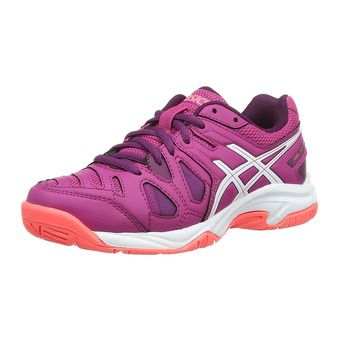 Chaussures tennis junior GEL-GAME 5 GS berry/white/plum