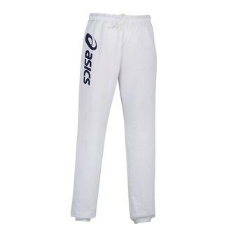 Pantalon de jogging femme SIGMA white/navy
