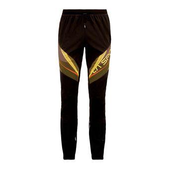 Pantalon homme DEDICATION black/yellow
