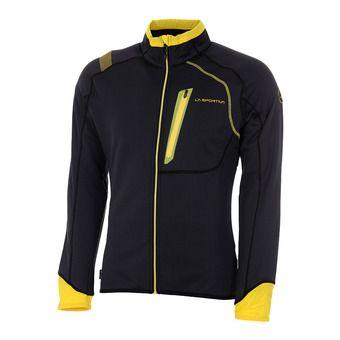 Shamal Jacket-Homme-Black/Yellow