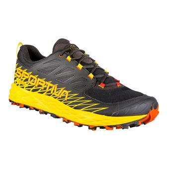 La Sportiva LYCAN GTX - Chaussures trail Homme black/yellow