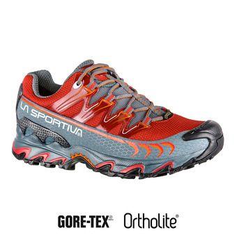 La Sportiva ULTRA RAPTOR GTX - Zapatillas de trail mujer garnet/slate