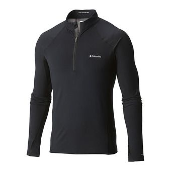 Columbia MIDWEIGHT STRETCH - Maillot Homme black