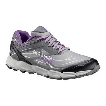 Columbia CALDORADO III OUTDRY - Zapatillas de trail mujer steam crown jewel