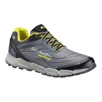Zapatillas trail hombre CALDORADO III OUTDRY ti grey steel zour